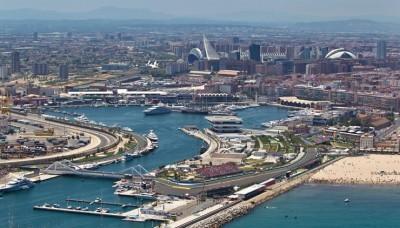 Valencia Street Circuit F1